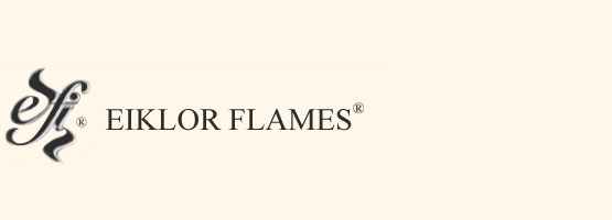 Doubletree Heating Cooling and Fireplaces Grand junction Colorado Eiklor Flames Logo